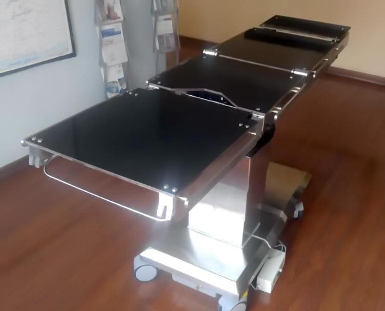 مهندسی معکوس تجهیزات پزشکی - تخت اتاق عمل