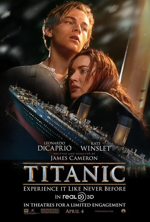 دانلود فیلم تایتانیک