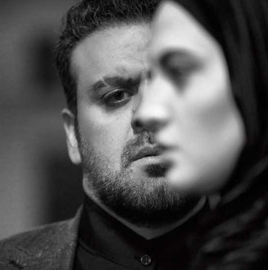 بهرنگ علوی و همسرش الهه حصاری