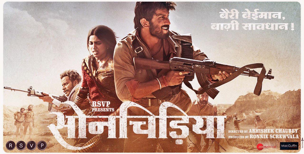 دانلود فیلم هندی Sonchiriya 2019 زیرنویس و دوبله فارسی