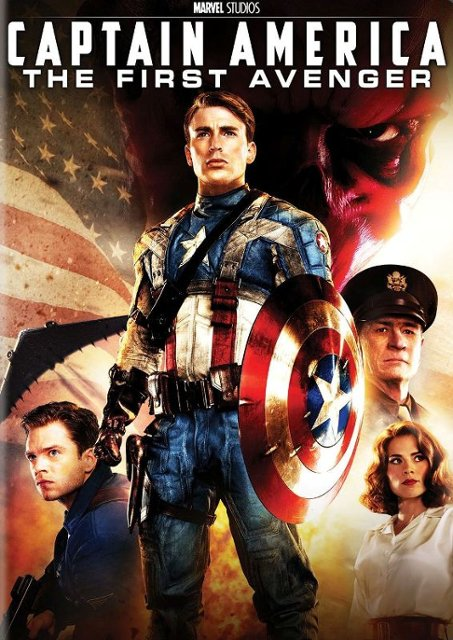 دانلود فیلم Captain America The First Avenger 2011