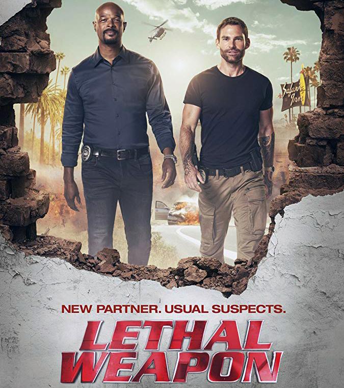 دانلود فصل دوم 2 سریال Lethal Weapon