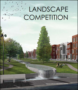 Landscape design for Landscape design competition