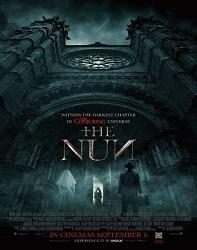 دانلود فیلم راهبه The Nun 2018 دوبله فارسی