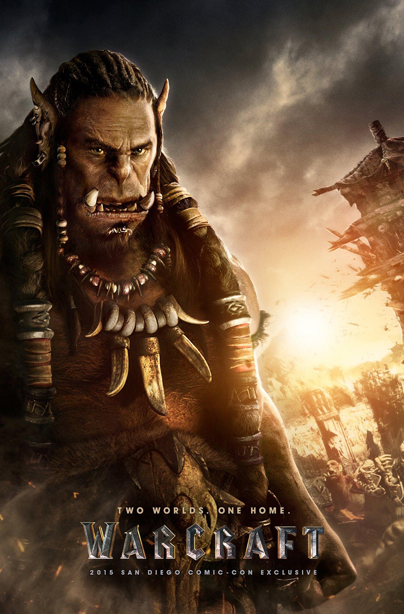 دانلود فیلم Warcraft 2016 با لینک مستقیم