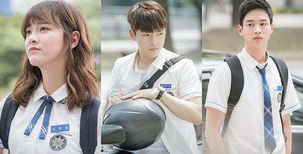 دانلود سریال کره ای مدرسه 2017