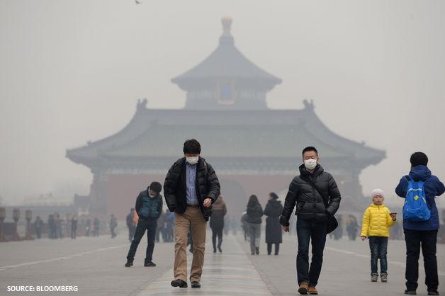 شفافیت؛ تاکتیک چین برای برخورد با آلودگی
