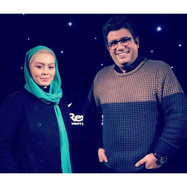 دانلود مصاحبه رضا رشیدپور با سحر قریشی در قسمت 13 برنامه دید در شب