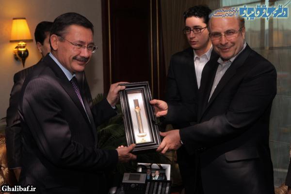 امضای قرارداد خواهرخواندگی دو شهر تهران و آنکارا