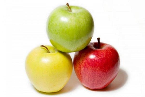 خواص سیب زرد و قرمز و سبز