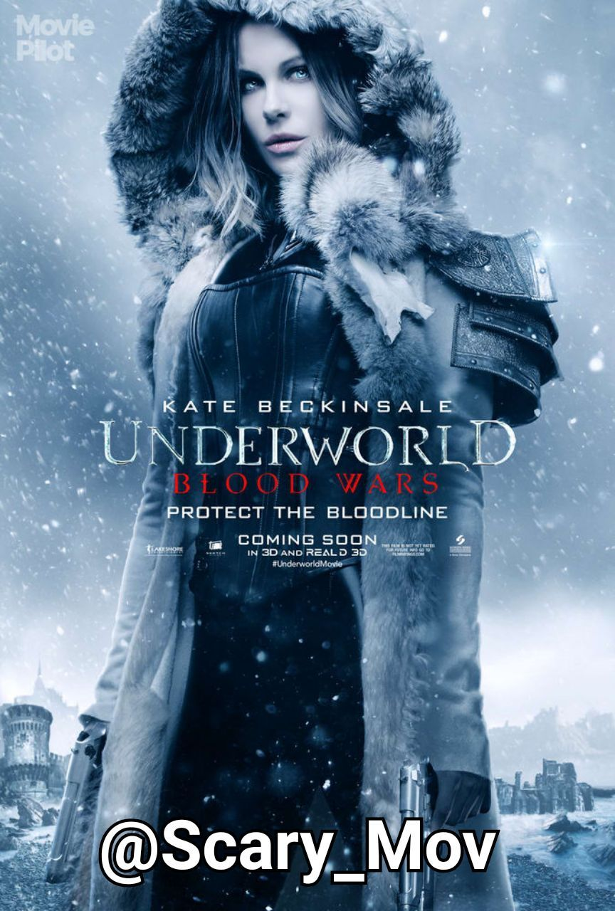 دانلود فیلم Underworld Blood Wars 2016