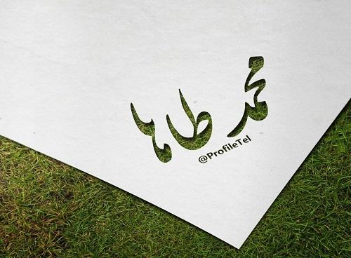 عکس پروفایل اسم محمدطاها