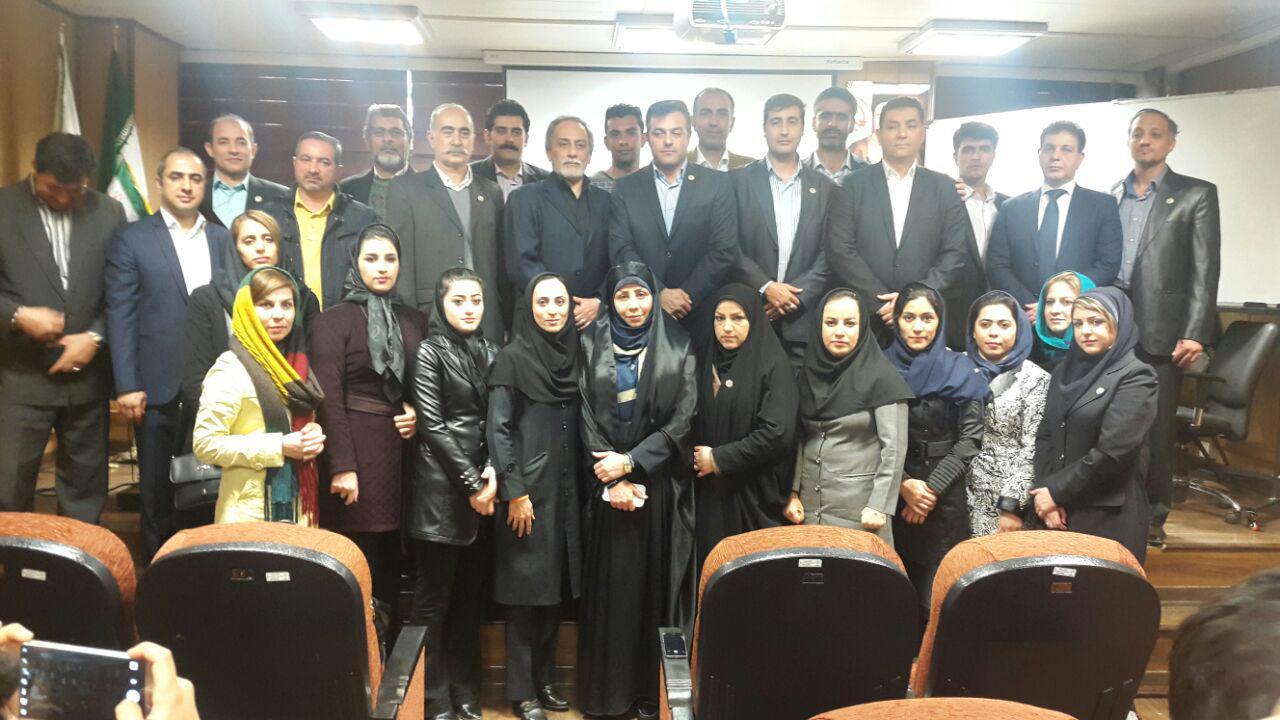 عکس دسته جمعی روز جمعه 9 بهمن