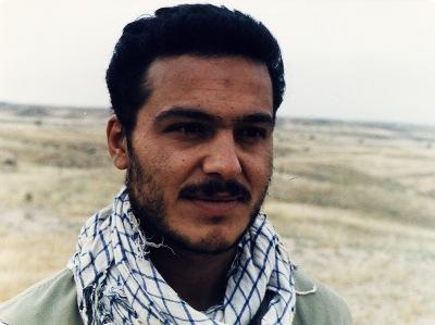 شهید حسین غلامی
