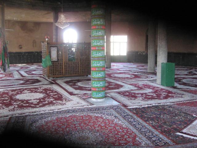مقبره ی زاده اسماعیل در روستای فراموشجان