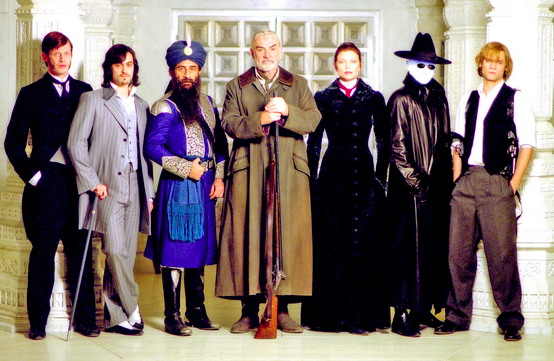 دانلود فیلم The League of Extraordinary Gentlemen 2003