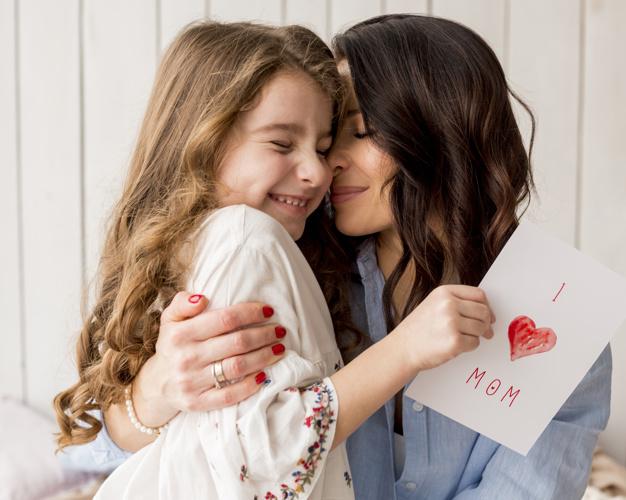 زیباترین عکس نوشته تبریک روز مادر (I love you momy)