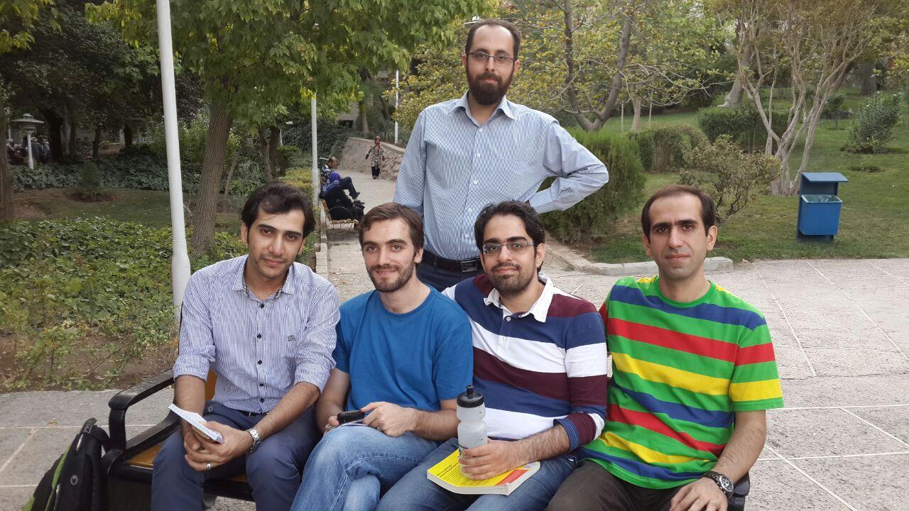 جلسه پنجم گروه مطالعه گیمیفیکیشن