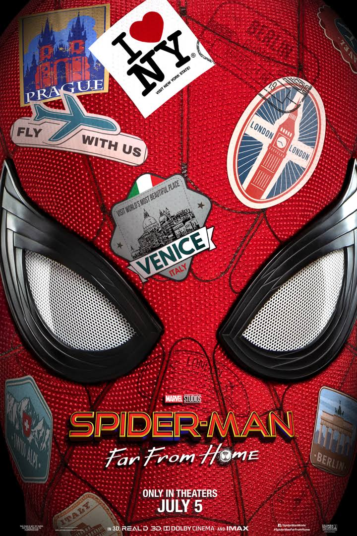 دانلود فیلم Spider-Man Far From Home