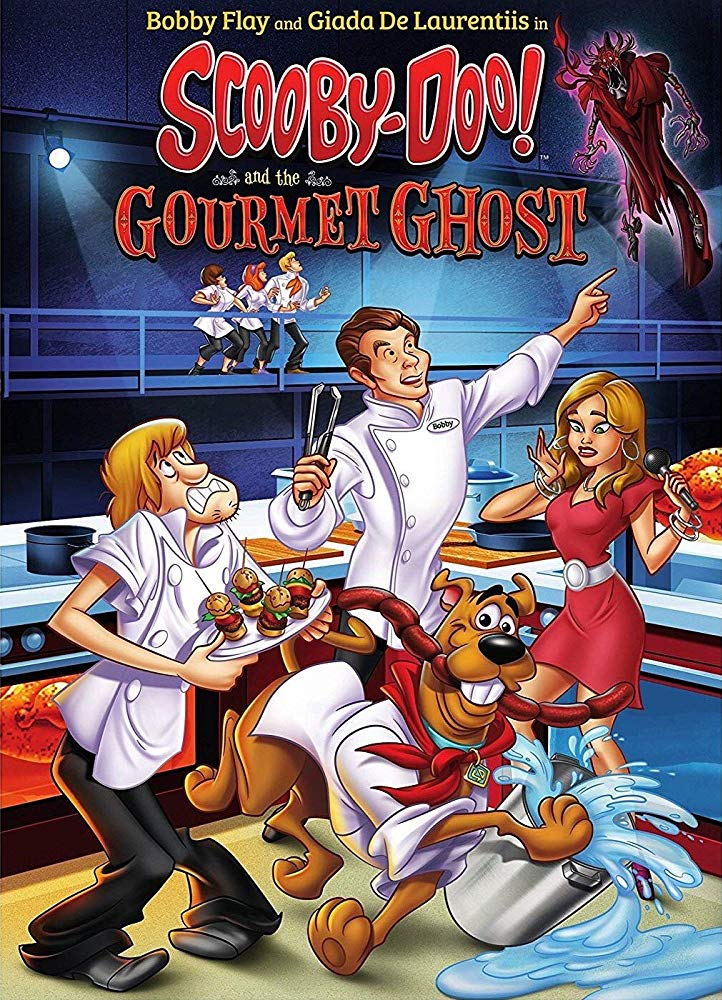 دانلود فیلم Scooby-Doo! and the Gourmet Ghost 2018