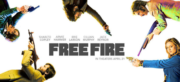 دانلود فیلم Free Fire 2017