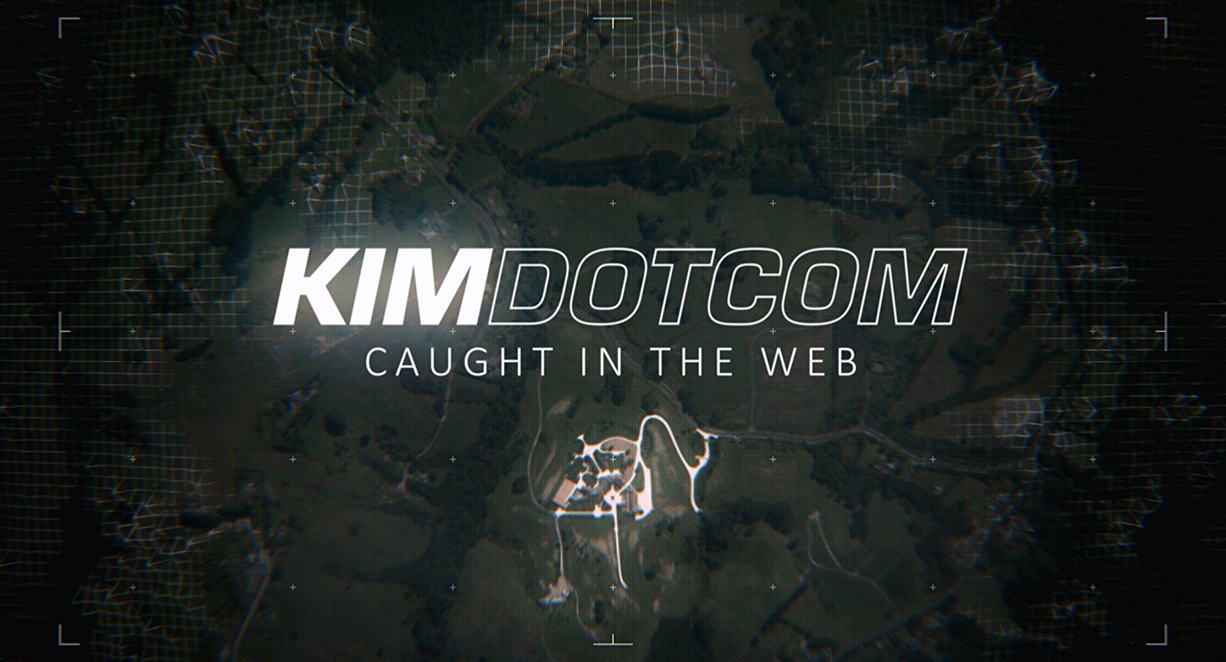 زیرنویس Kim Dotcom Caught in the Web 2017