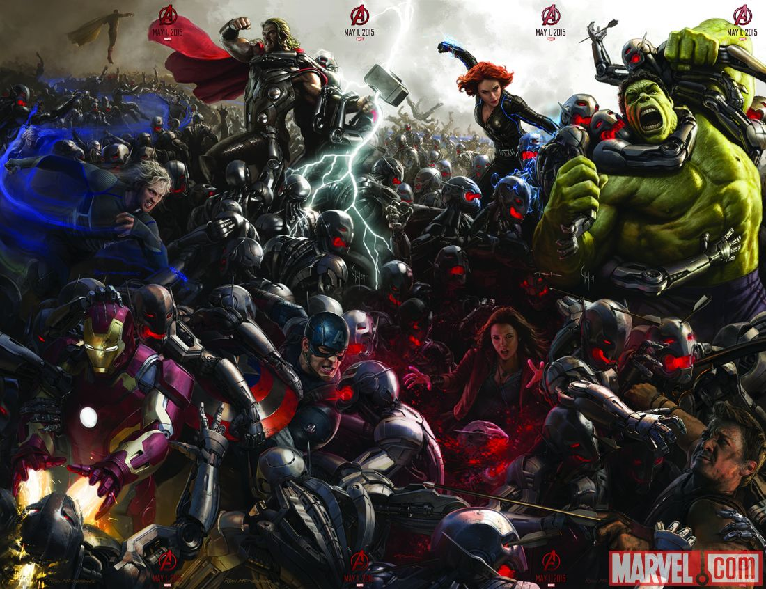 دانلود فیلم avengers age of ultron 2015