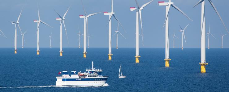 انرژیهای تجدیدپذیر در تسخیر اروپا: دانمارک تا ۲۰۳۵ تمام انرژی خود را از منابع تجدیدپذیر تامین میکند