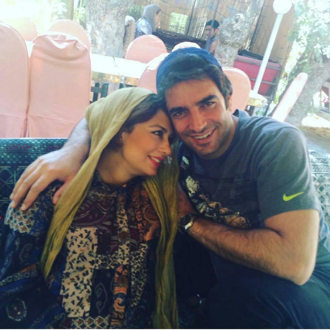 عکس جدید و دیده نشده یکتا ناصر و همسرش منوچهر هادی