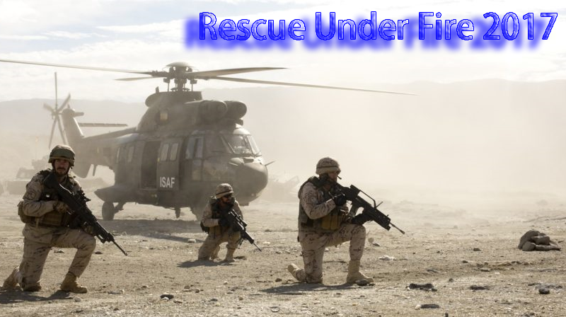 دانلود فیلم Rescue Under Fire 2017