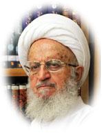 نظر آیت الله مکارم شیرازی در مورد قمه زنی
