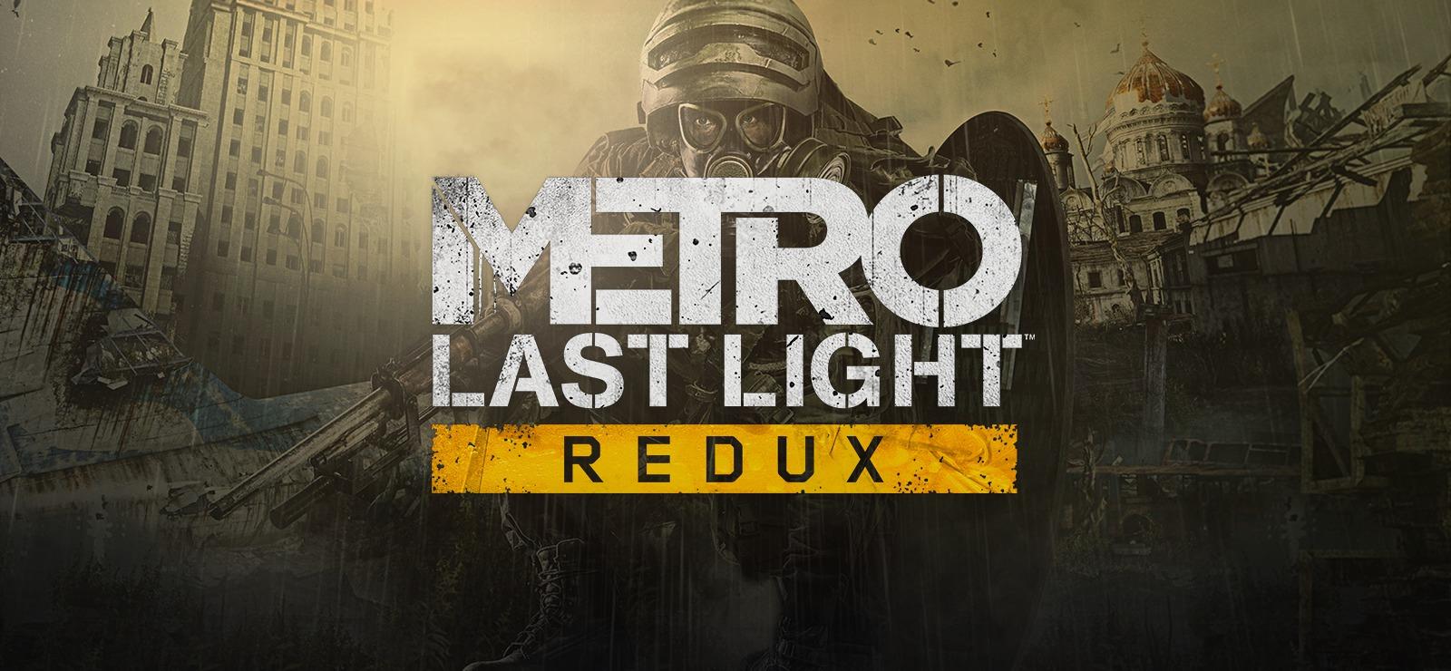 دانلود ترینر بازی METRO LAST LIGHT: REDUX