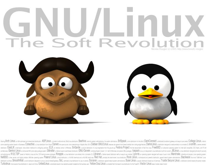 گنو/لینوکس