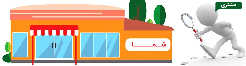 تبلیغات گوگل مشتریان شما ره به سمت شما هدایت می کند