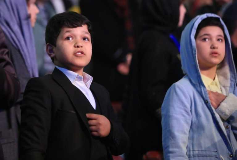 شمیلا بازیگر افغانستانی