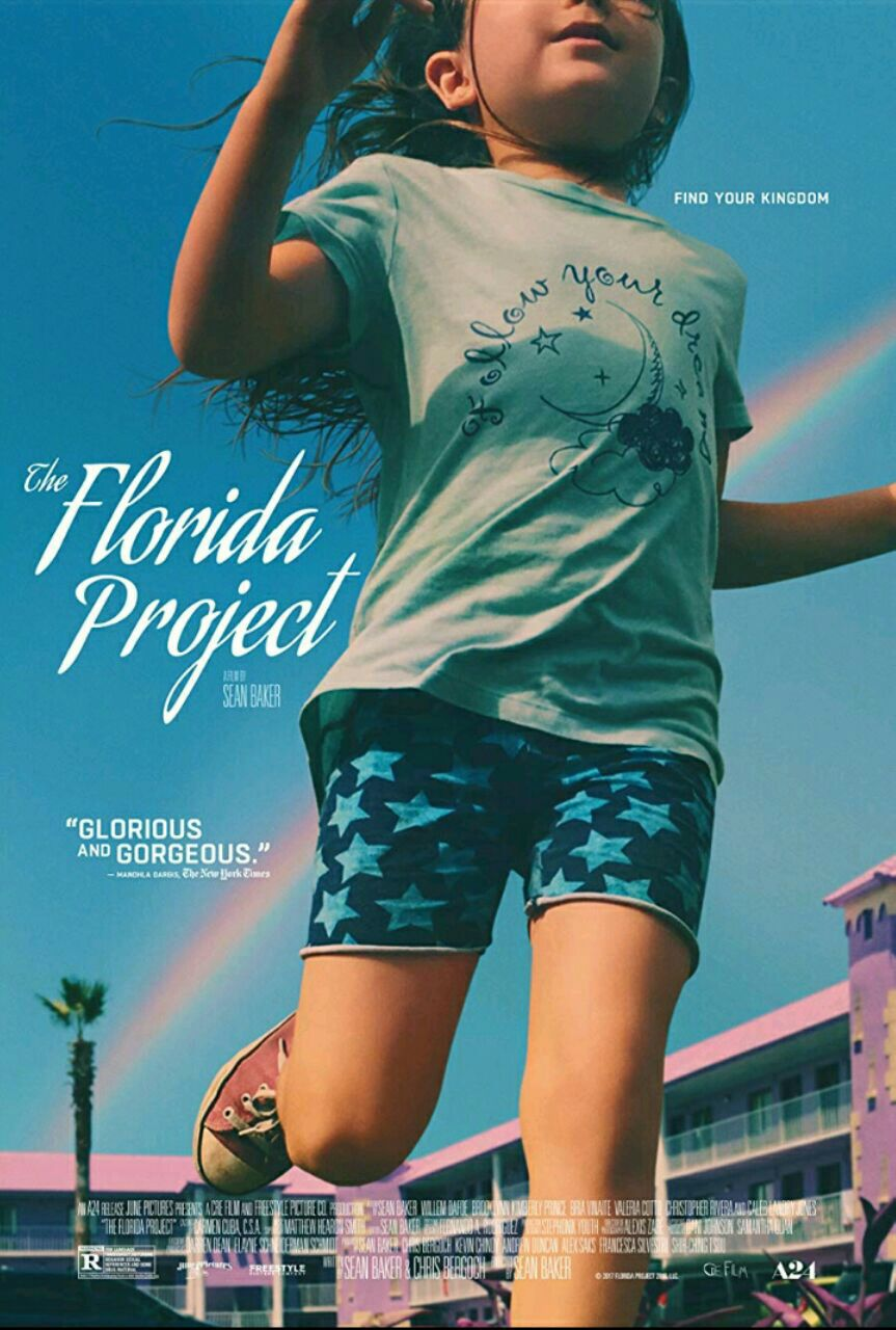 The florida project- 2017