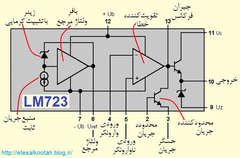 1-LM723 Block
