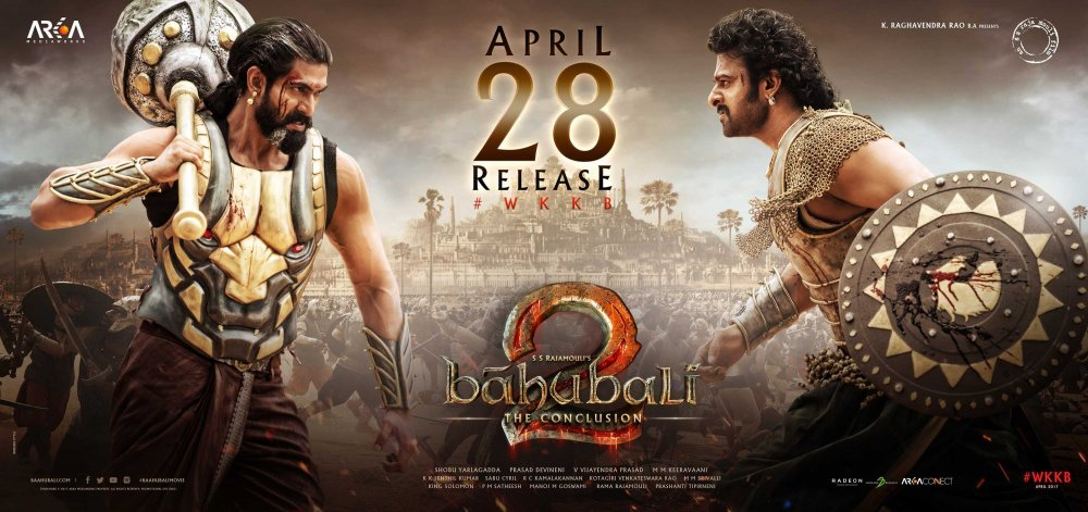 دانلود فیلم Baahubali 2 The Conclusion 2017