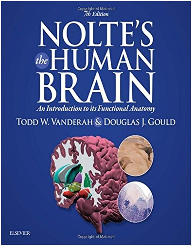 Nolte's The Human Brain An Introduction to its Functional Anatomy-