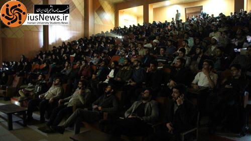 اکران مستند قائم مقام در دانشگاه شهید چمران اهواز