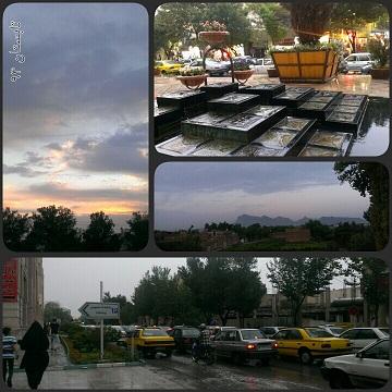 تابستان 94 ، اصفهان