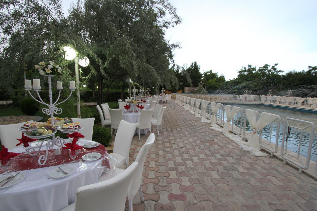 باغ عروسی زنیط در مشهد