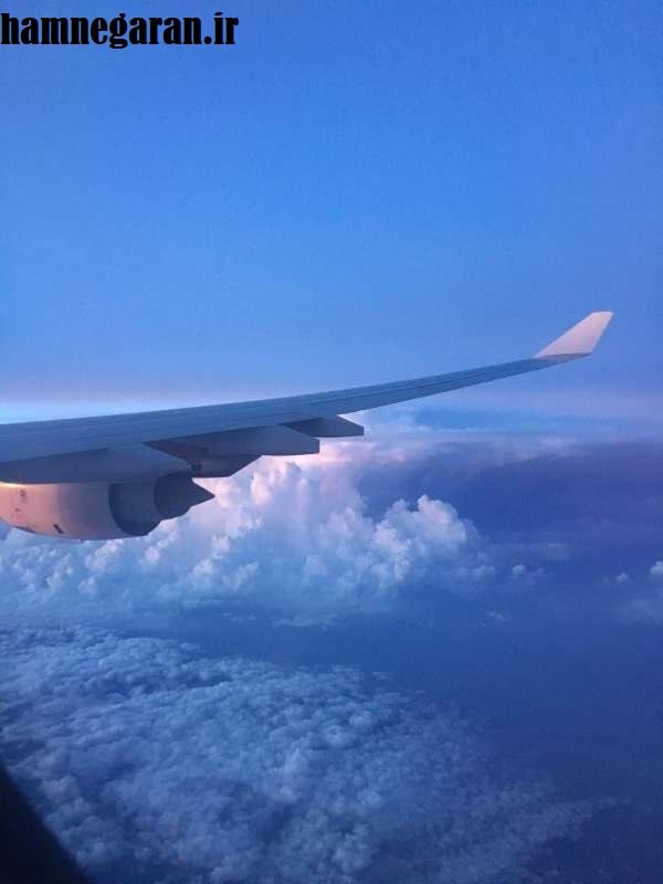 پرواز ایران به گوانگژو