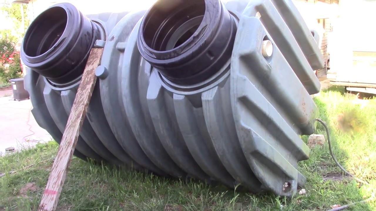 تخلیه چاه سپتیک
