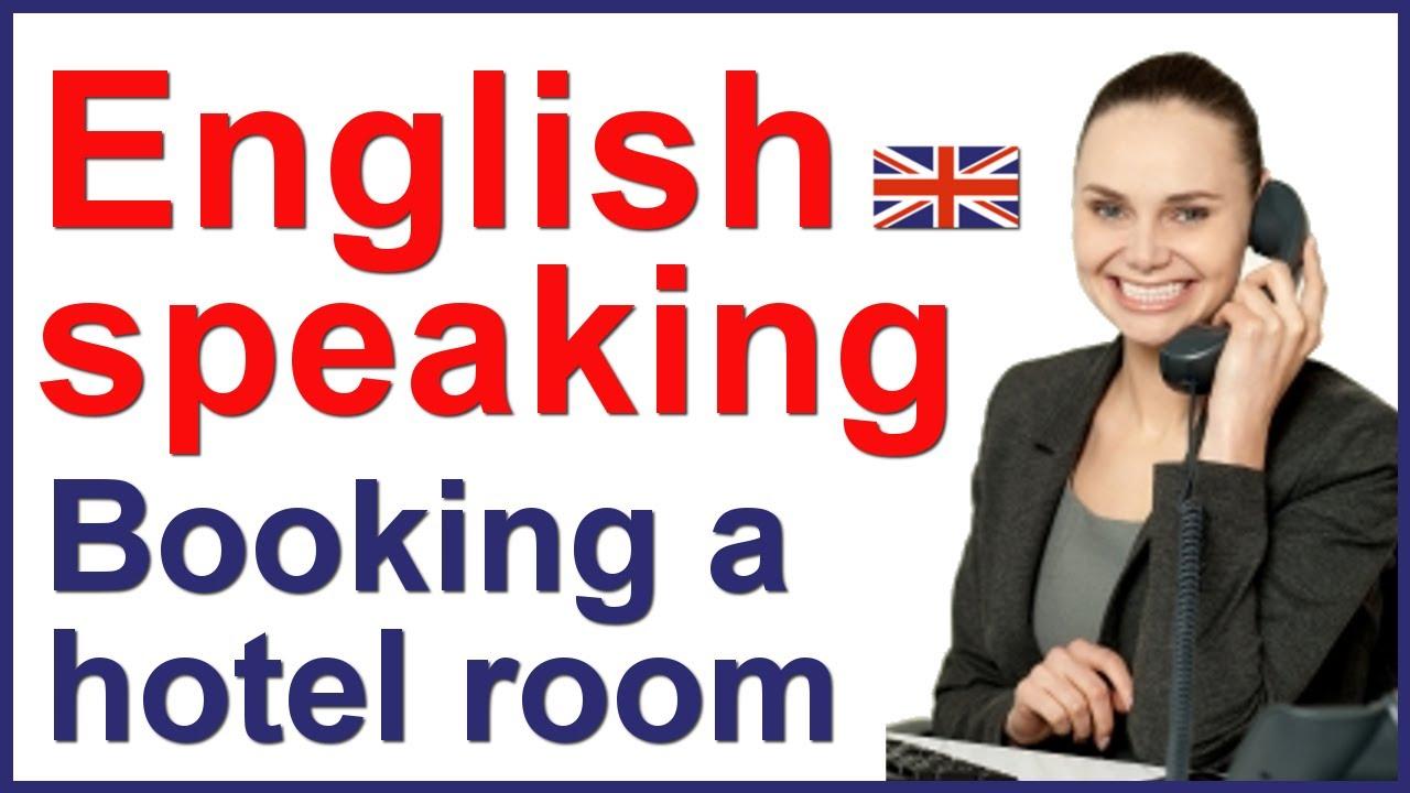 اصطلاحات کاربردی در زبان انگلیسی به هنگام رزرو اتاق در هتل