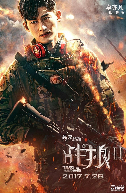 دانلود فیلم Wolf Warrior 2 2017