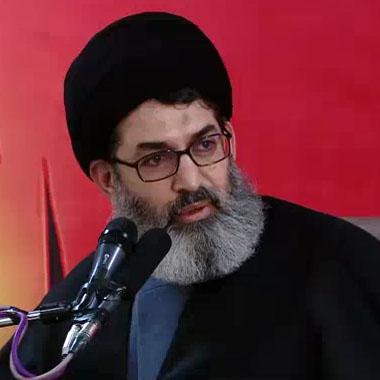 سخنرانی حجة الاسلام و المسلمین هاشم الحیدری