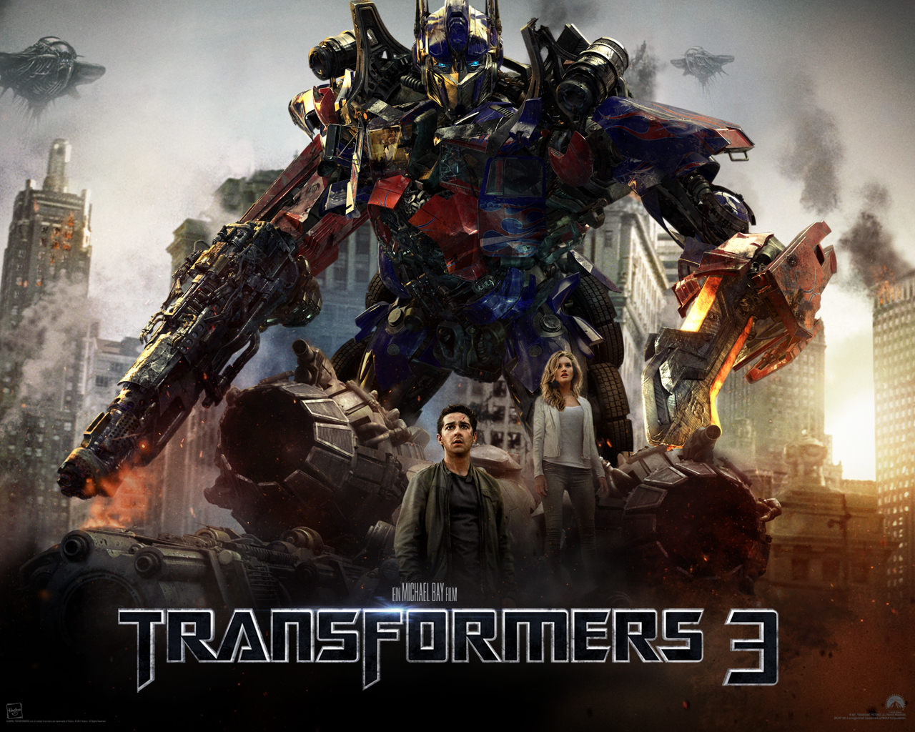 دانلود فیلم Transformers Dark of the Moon 2011