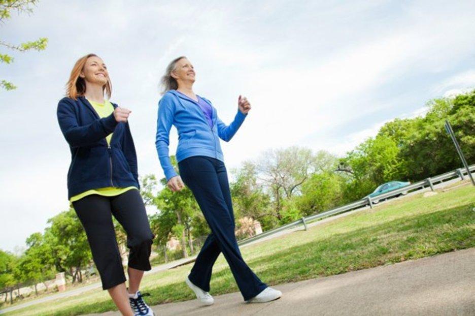 با پیاده روی در ماه رمضان وزن کم کنید
