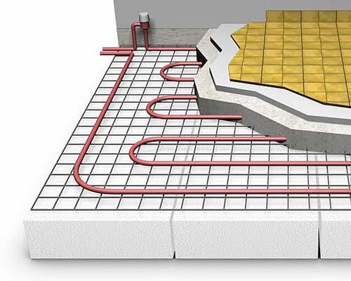 گرمایش از کف- مهندس ابزار2